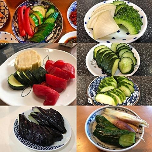 おうちでサムギョプサル。箸休めにプチトマトの水キムチ、シメはスダチ冷麺_a0223786_11421107.jpg