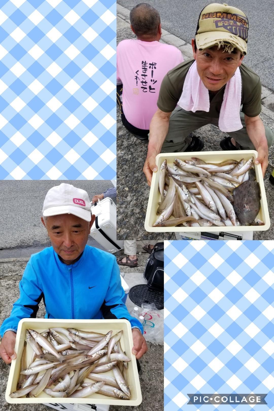 7月2日鱚釣り_f0209192_23584321.jpg