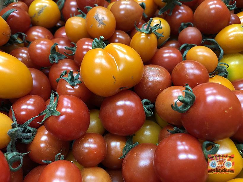 期間限定で、あま~いフルーツの様なミニトマト!!_e0126901_09391921.jpg