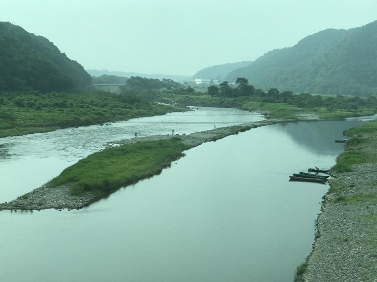 梅雨の合間の相模川。_c0212604_72349.jpg