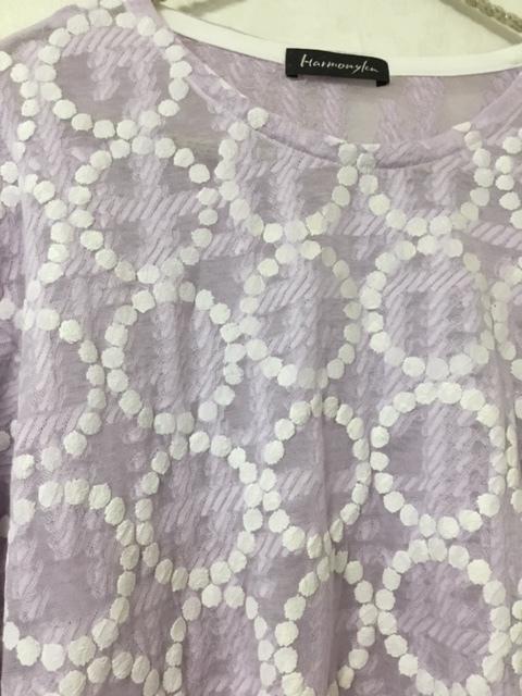 HarmonyKa & YANSU & TRONCHI の summer pullovers!!  _f0238106_22213814.jpeg