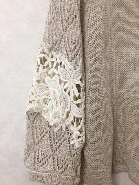 HarmonyKa & YANSU & TRONCHI の summer pullovers!!  _f0238106_22215340.jpeg
