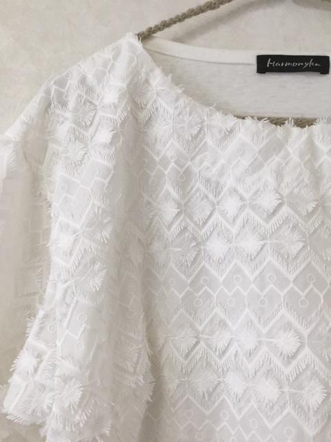 HarmonyKa & YANSU & TRONCHI の summer pullovers!!  _f0238106_22223047.jpeg