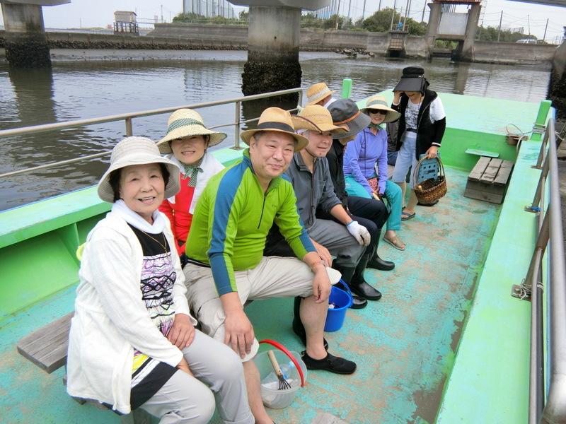 7月3日(水)江川海岸へ潮干狩り_d0278912_20483576.jpg