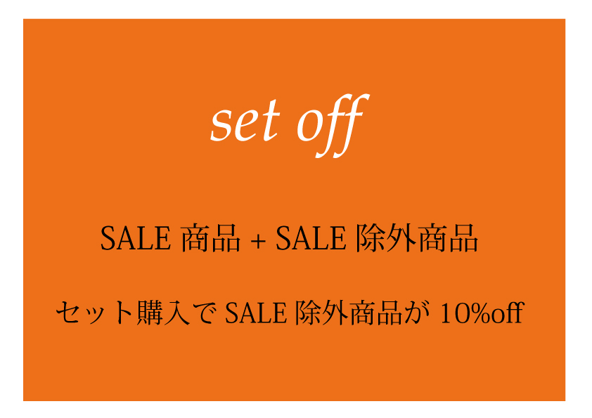 2019 ss clearance sale~info~_f0335217_20432309.jpg