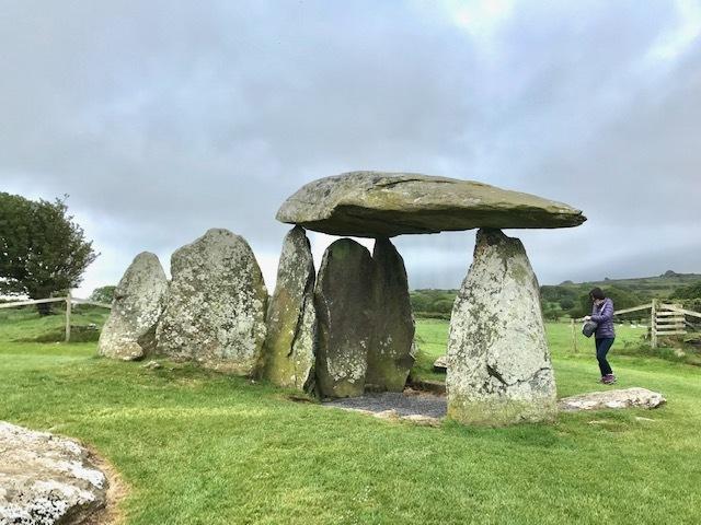 イギリスの旅③ ウェールズ*石の記憶_d0085018_10370596.jpg