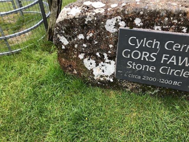 イギリスの旅③ ウェールズ*石の記憶_d0085018_10494764.jpg