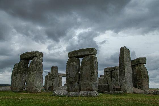イギリスの旅③ ウェールズ*石の記憶_d0085018_11072804.jpg