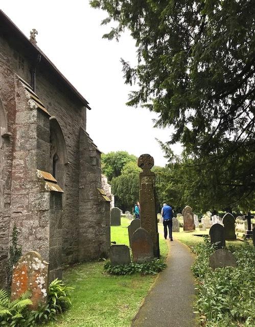 イギリスの旅その④ 古い教会_d0085018_11224879.jpg