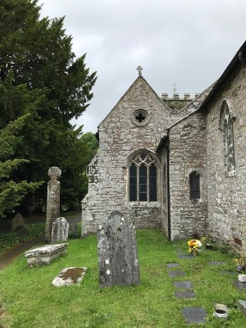イギリスの旅その④ 古い教会_d0085018_11353328.jpg