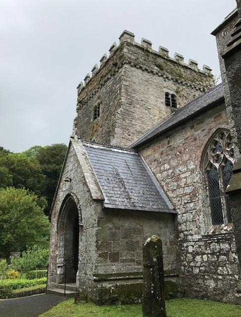 イギリスの旅その④ 古い教会_d0085018_12105733.jpg