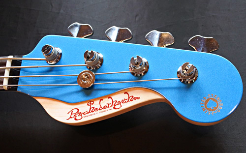 「King Fisher Blue MetallicのStandard-J」1本目が完成!_e0053731_15564943.jpg
