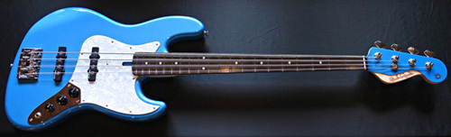「King Fisher Blue MetallicのStandard-J」1本目が完成!_e0053731_15564979.jpg