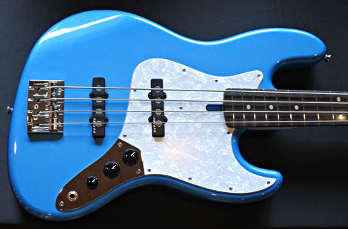 「King Fisher Blue MetallicのStandard-J」1本目が完成!_e0053731_15564992.jpg