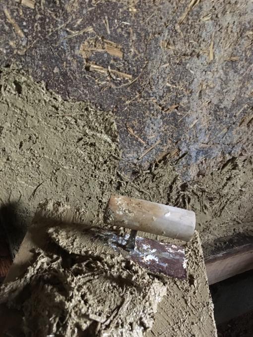 土壁つくり。_f0182246_20005364.jpg