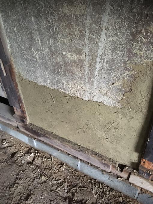 土壁つくり。_f0182246_20013634.jpg