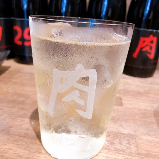 「肉山 横浜」美味い肉まみれで、お酒もススムわ。_f0054556_09263896.jpg