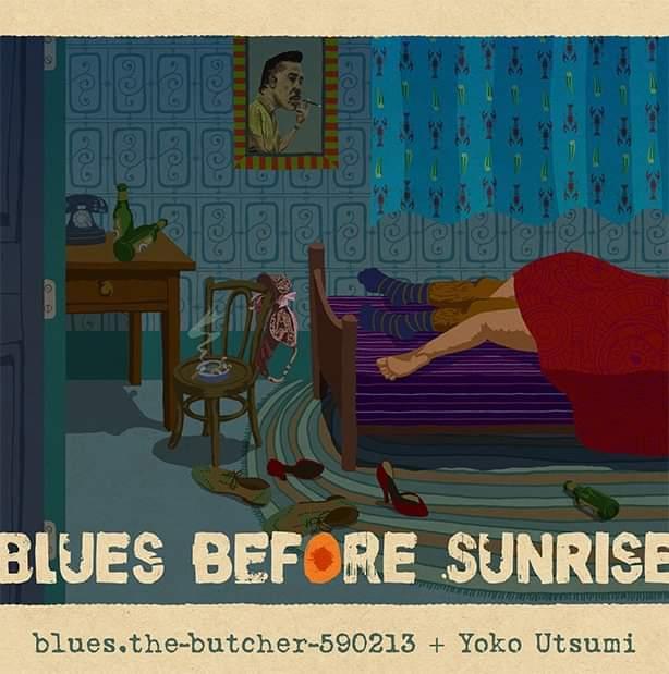 ~夏のレザーサンダル「blueover」~&~夏のステルスソックス「HALISON」~ 編_c0177259_21144926.jpeg