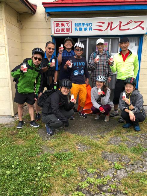 秀岳荘利尻サイクリングツアー2019_d0197762_20475478.jpg