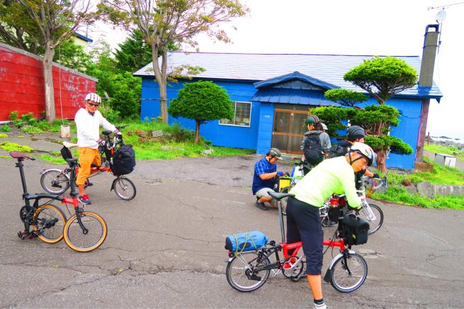 秀岳荘利尻サイクリングツアー2019_d0197762_21075550.jpg