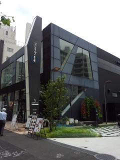 乃木坂 Mercedes me Tokyo UPSTAIRSのベーコンとブロッコリーのタルトフランベ ~クミンの香り~_f0112873_22451025.jpg