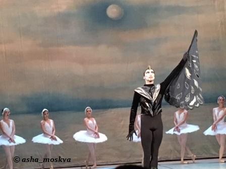 ゴーリキー記念モスクワ芸術座 「白鳥の湖」初日_f0209878_22371122.jpg