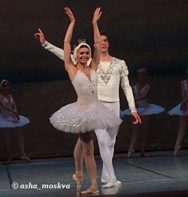 ゴーリキー記念モスクワ芸術座 「白鳥の湖」初日_f0209878_22372668.jpg