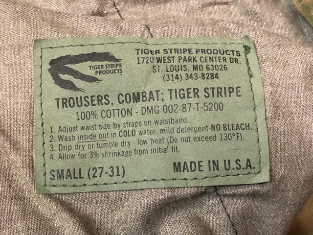 7月6日(土)マグネッツ大阪店スーペリア入荷!!#5  U.S.Military編!! TigerStripe & MilitaryT-Shirt!!_c0078587_19383266.jpg