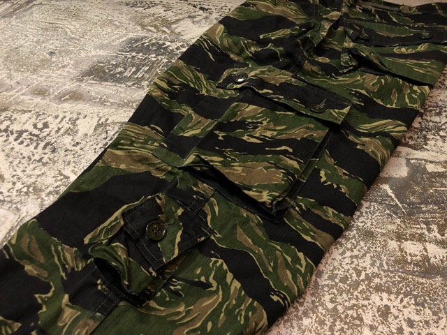 7月6日(土)マグネッツ大阪店スーペリア入荷!!#5  U.S.Military編!! TigerStripe & MilitaryT-Shirt!!_c0078587_19412762.jpg