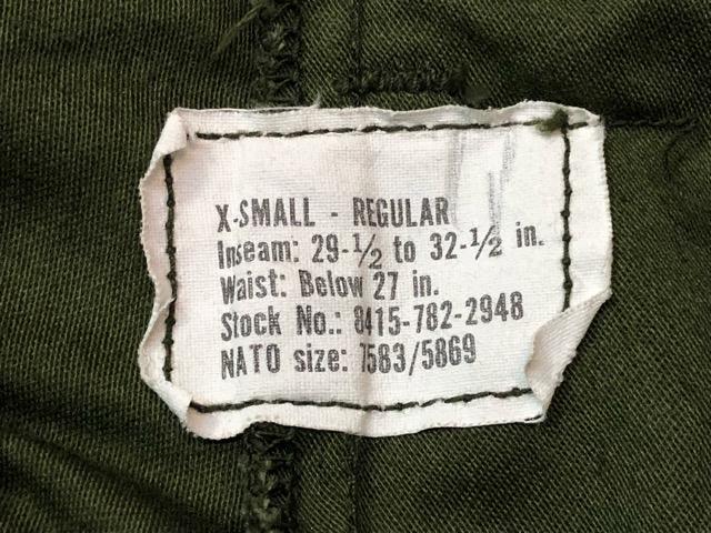 7月6日(土)マグネッツ大阪店スーペリア入荷!!#5  U.S.Military編!! TigerStripe & MilitaryT-Shirt!!_c0078587_19422625.jpg