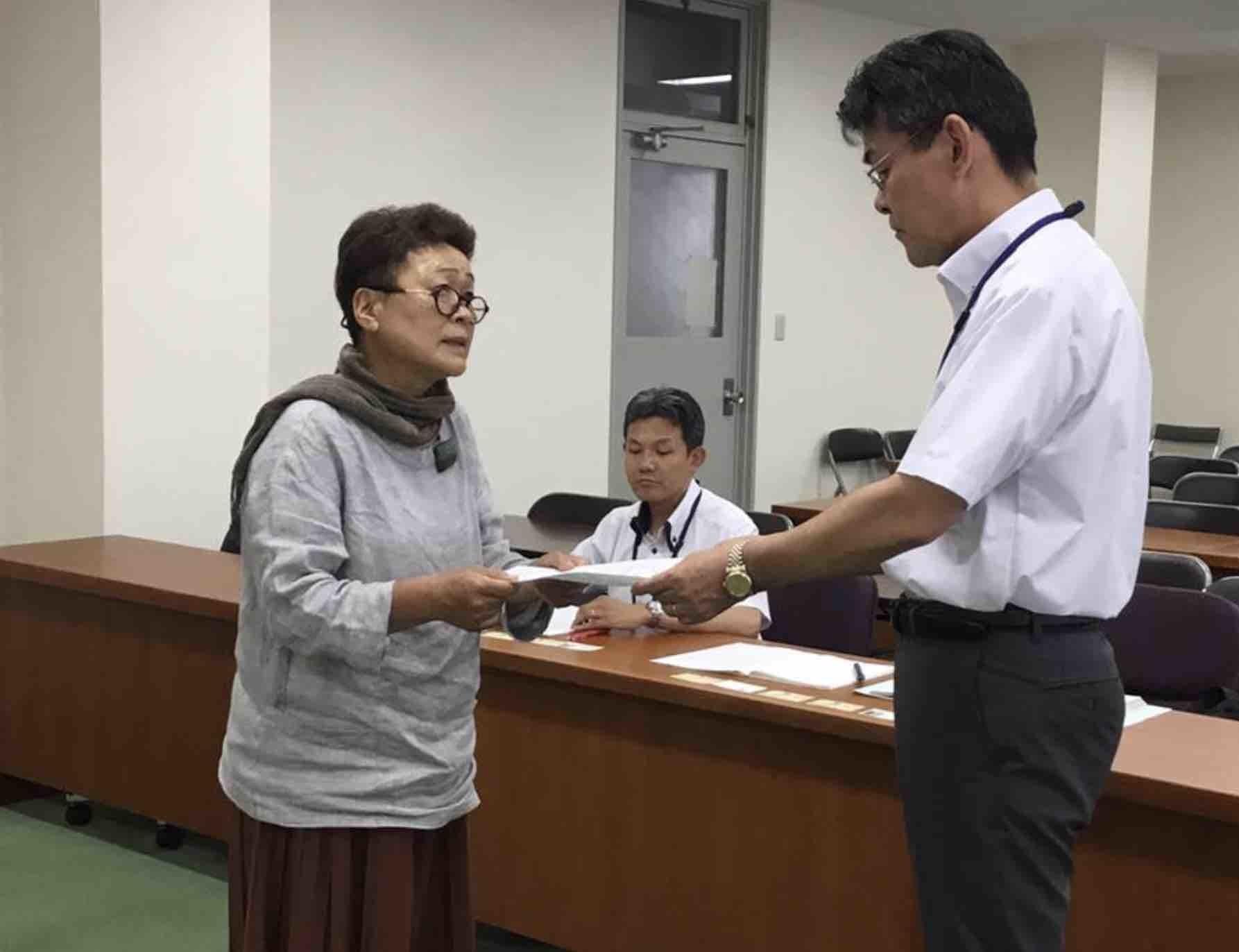 初期被曝、原発事故スクーリングで福島県に質問と要望_e0068696_22534055.jpg