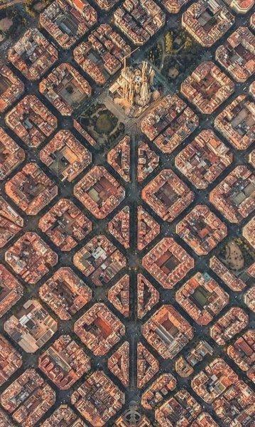 バルセロナの街並み_a0126497_22454062.jpg