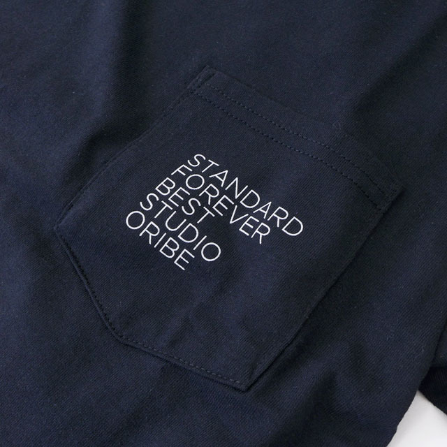 STUDIO ORIBE [スタジオオリベ] ORIBE T-SHIRT [OT01] オリベTシャツ・半袖・コットン・MEN\'S/LADY\'S_f0051306_11231604.jpg
