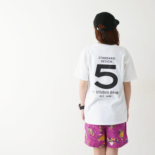 STUDIO ORIBE [スタジオオリベ] ORIBE T-SHIRT [OT01] オリベTシャツ・半袖・コットン・MEN\'S/LADY\'S_f0051306_11231676.jpg
