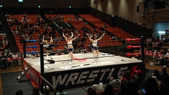 7・2 WRESTLE-1 TOUR 2019 SYMBOL 後楽園ホール大会 アンダーカード_b0042308_16514000.jpg