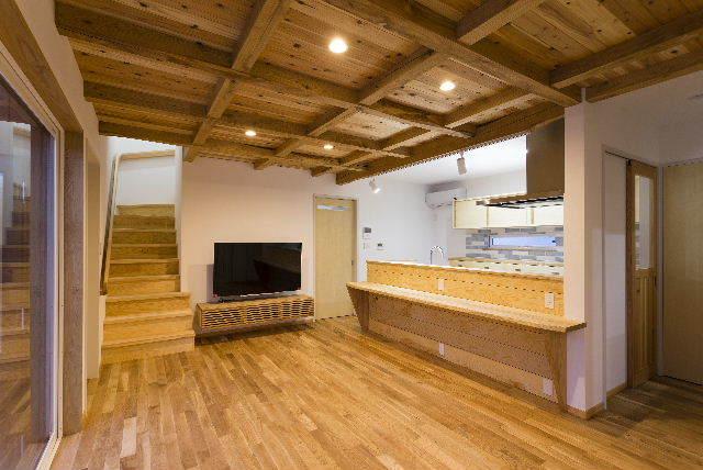 桜台の家 完成写真④ 最終回です。_f0105112_04493545.jpg