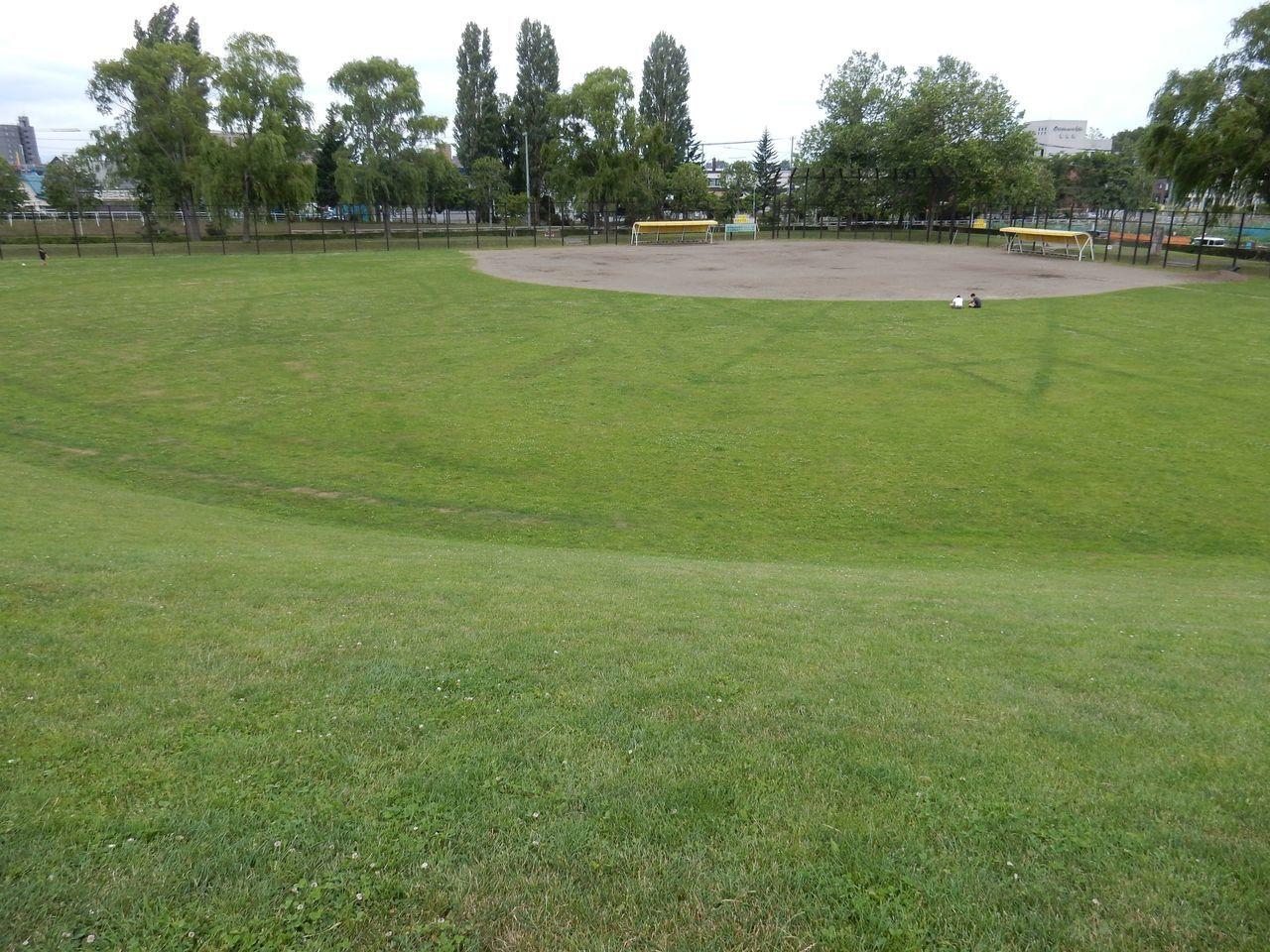 伏古公園でひと休み_c0025115_21493332.jpg