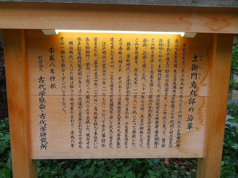 京都烏丸通今出川~丸太町通までを歩く20190701_e0237645_22164483.jpg
