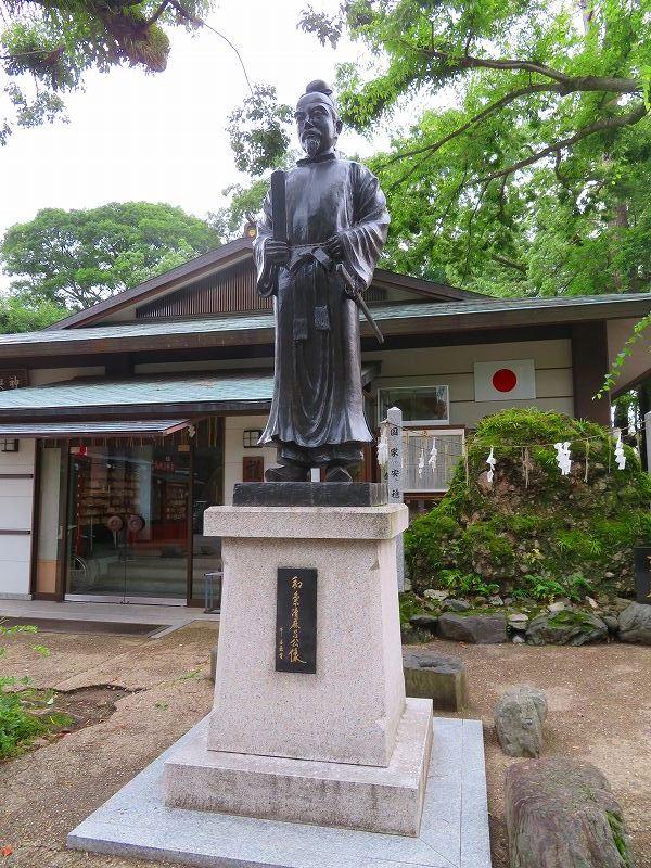 護王神社と和気清麻呂20190701_e0237645_22212970.jpg