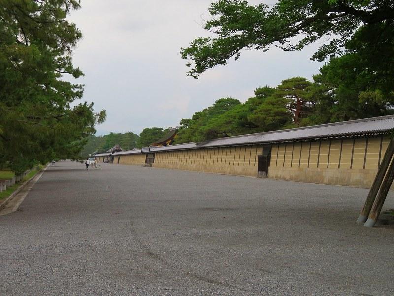 京都御苑「蛤御門~堺町御門」を歩く20190701_e0237645_22261923.jpg