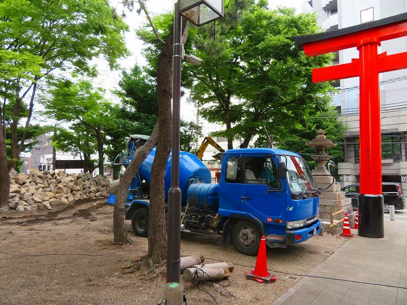 伏見稲荷大社「京都御旅所」20190703_e0237645_22485446.jpg
