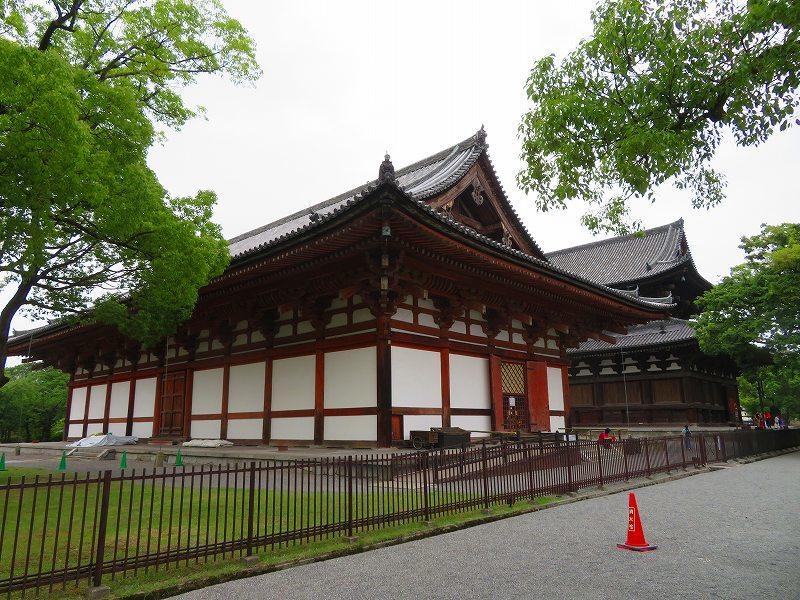 東寺の伽藍の風景20190703_e0237645_22561392.jpg