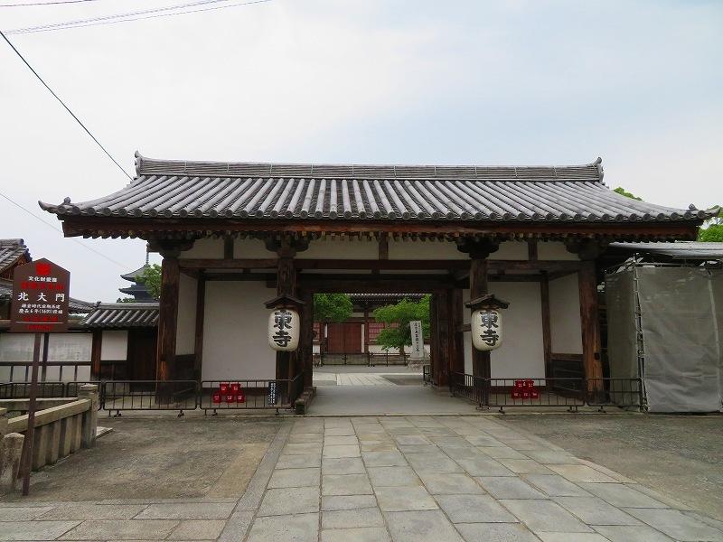 東寺の伽藍の風景20190703_e0237645_22573671.jpg