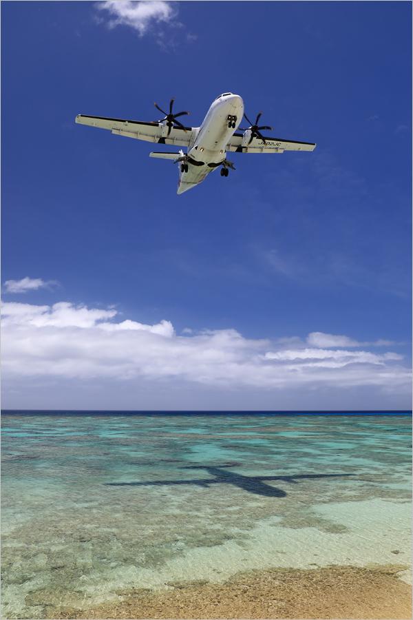 東洋の真珠 6 - 与論空港_c0308259_08264693.jpg