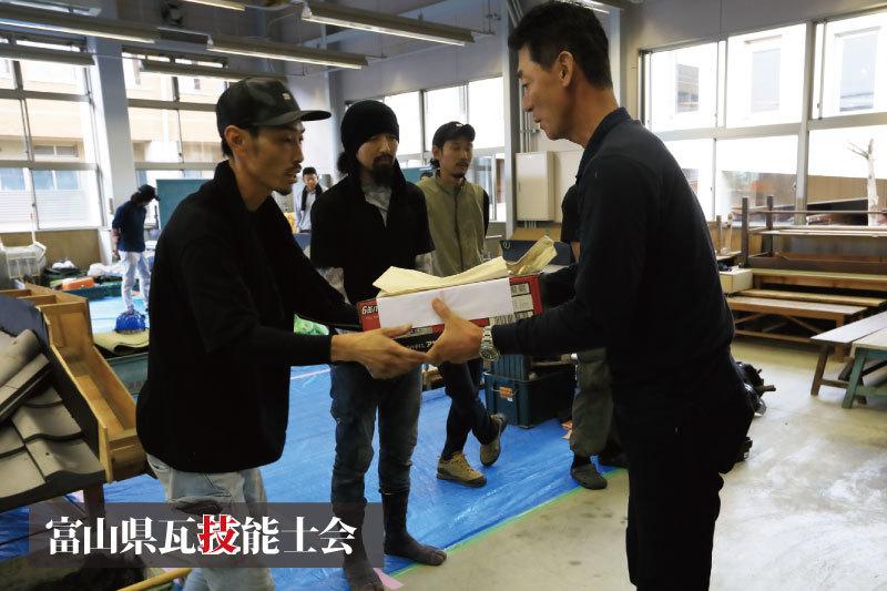 令和元年 第12回富山県瓦競技大会 結果発表_a0127669_15093037.jpg