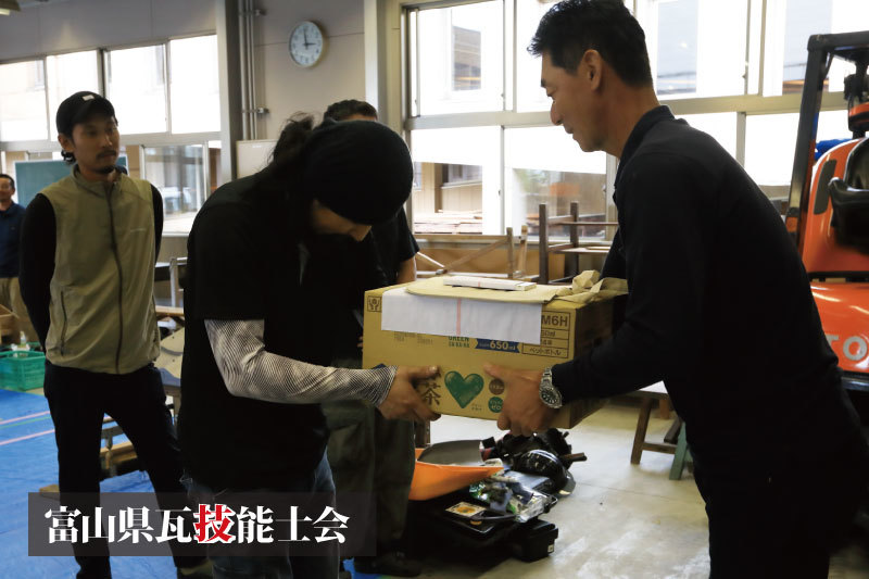 令和元年 第12回富山県瓦競技大会 結果発表_a0127669_15103153.jpg