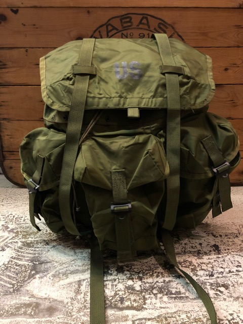 7月6日(土)マグネッツ大阪店スーペリア入荷!!#4  U.S.MilitaryBag編!! HelmetBag & AlicePack!!_c0078587_17495287.jpg