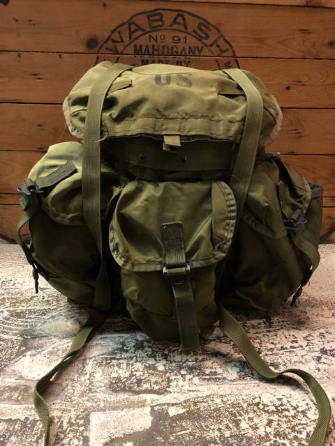 7月6日(土)マグネッツ大阪店スーペリア入荷!!#4  U.S.MilitaryBag編!! HelmetBag & AlicePack!!_c0078587_17504378.jpg