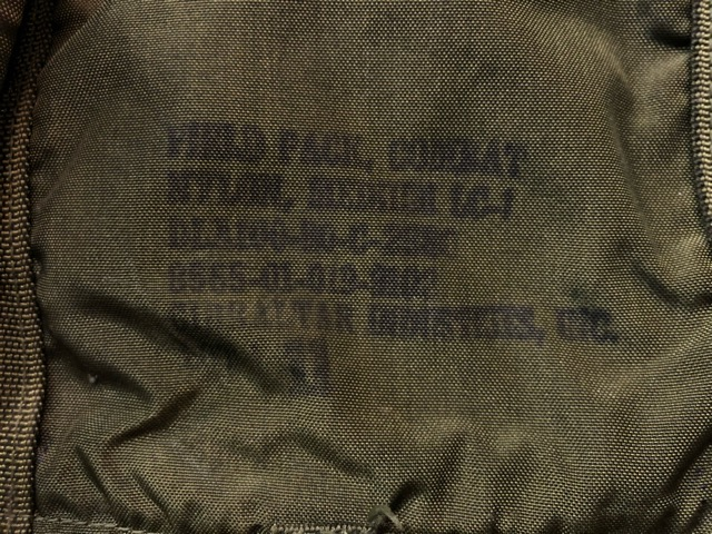 7月6日(土)マグネッツ大阪店スーペリア入荷!!#4  U.S.MilitaryBag編!! HelmetBag & AlicePack!!_c0078587_17505986.jpg