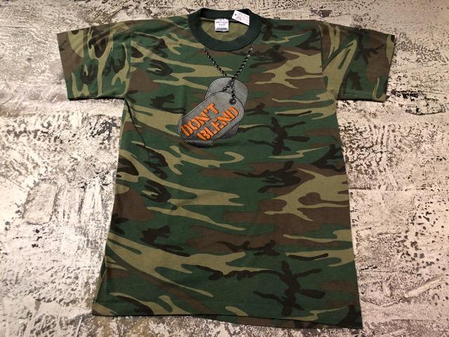 7月6日(土)マグネッツ大阪店スーペリア入荷!!#5  U.S.Military編!! TigerStripe & MilitaryT-Shirt!!_c0078587_1949391.jpg